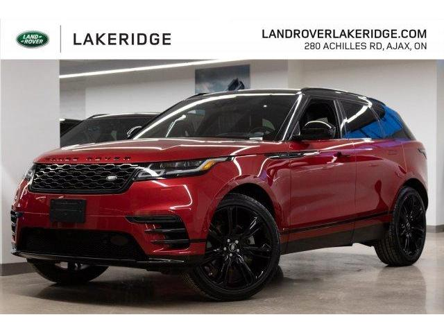 2018 Land Rover Range Rover Velar R-Dynamic HSE (Stk: R0609B) in Ajax - Image 1 of 30