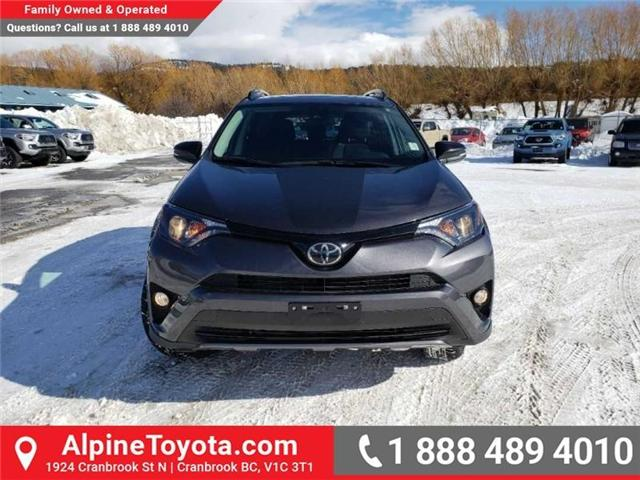 2018 Toyota RAV4 Limited (Stk: W700661M) in Cranbrook - Image 8 of 17