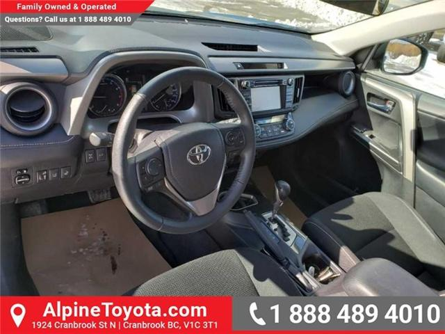 2018 Toyota RAV4 Limited (Stk: W700661M) in Cranbrook - Image 9 of 17