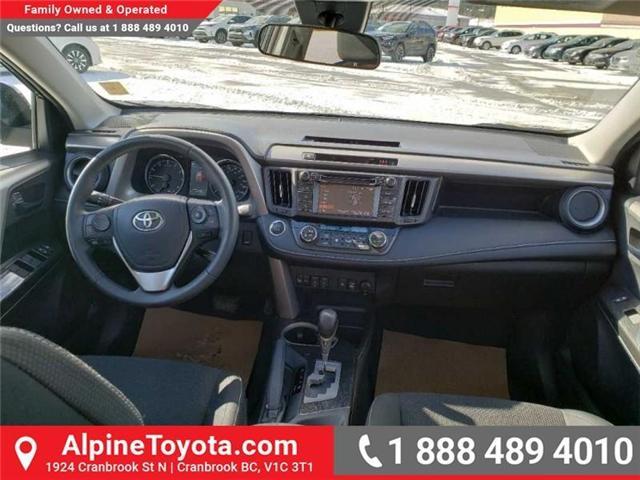 2018 Toyota RAV4 Limited (Stk: W700661M) in Cranbrook - Image 10 of 17
