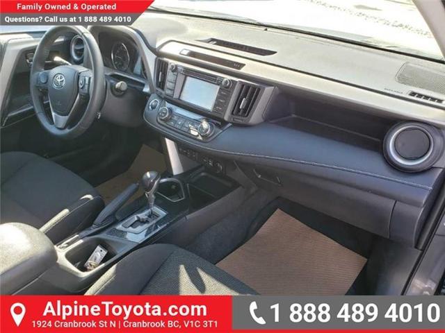2018 Toyota RAV4 Limited (Stk: W700661M) in Cranbrook - Image 11 of 17