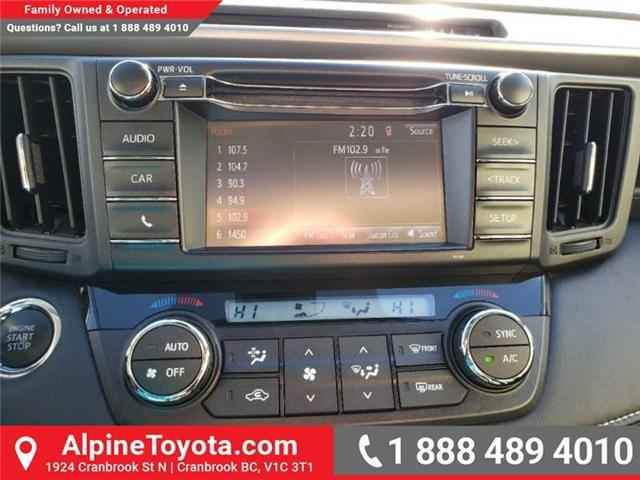 2018 Toyota RAV4 Limited (Stk: W700661M) in Cranbrook - Image 12 of 17