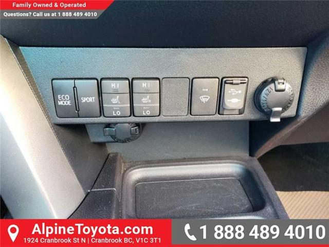 2018 Toyota RAV4 Limited (Stk: W700661M) in Cranbrook - Image 13 of 17