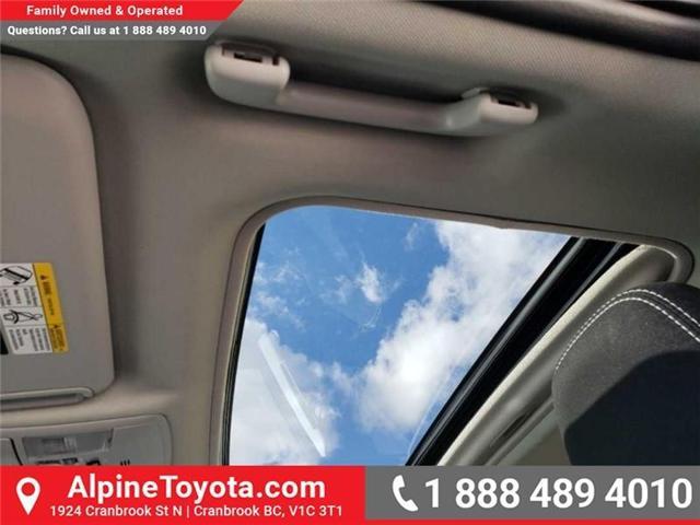 2018 Toyota RAV4 Limited (Stk: W700661M) in Cranbrook - Image 15 of 17