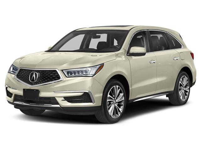 2019 Acura MDX Tech (Stk: K803988) in Brampton - Image 1 of 8
