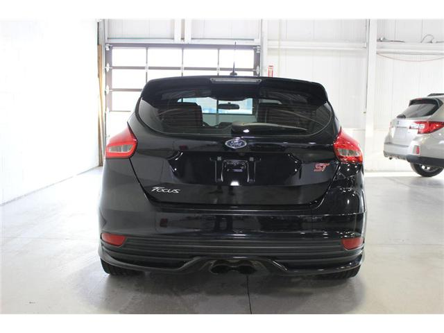 2016 Ford Focus SOLD PENDING DELIVERY ST | BACK-UP CAM | SUNROOF | (Stk: A353049) in Vaughan - Image 8 of 30