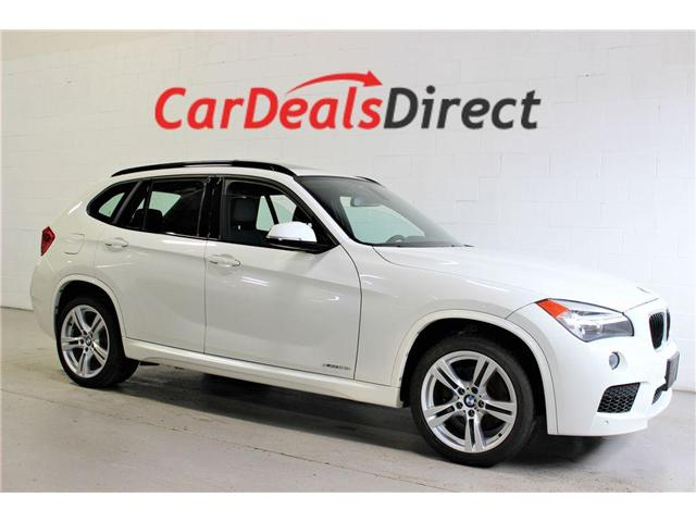 2015 BMW X1 xDrive28i (Stk: Y33214) in Vaughan - Image 1 of 30