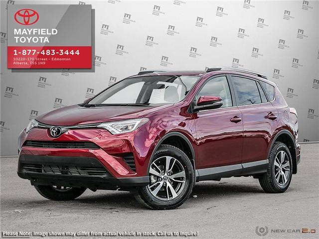 2018 Toyota RAV4 LE (Stk: 1801874) in Edmonton - Image 1 of 24