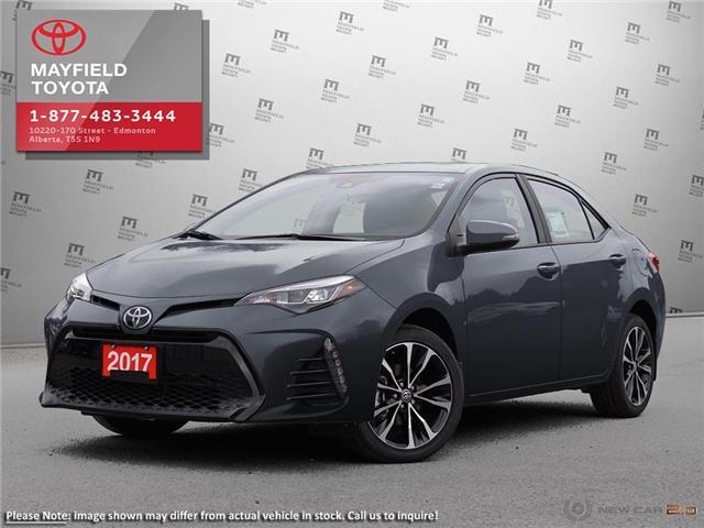 2017 Toyota Corolla SE (Stk: 170642) in Edmonton - Image 1 of 23