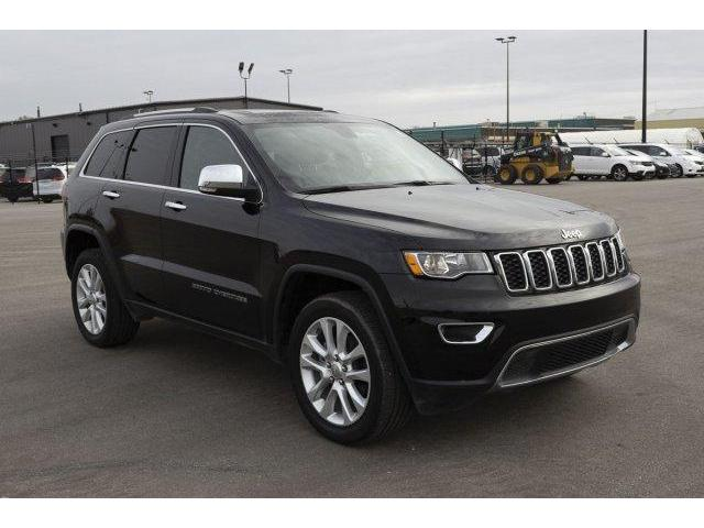2017 Jeep Grand Cherokee 23H Limited (Stk: V644) in Prince Albert - Image 3 of 11