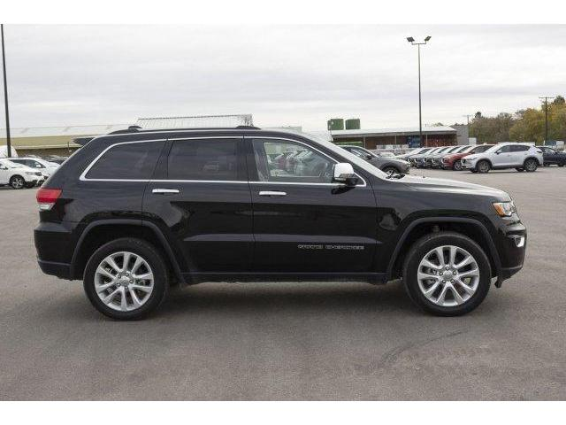 2017 Jeep Grand Cherokee 23H Limited (Stk: V644) in Prince Albert - Image 4 of 11