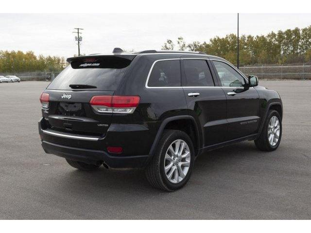 2017 Jeep Grand Cherokee 23H Limited (Stk: V644) in Prince Albert - Image 5 of 11
