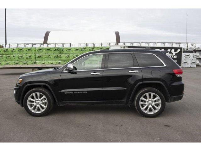 2017 Jeep Grand Cherokee 23H Limited (Stk: V644) in Prince Albert - Image 8 of 11
