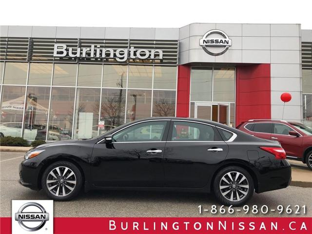 2017 Nissan Altima  (Stk: A6622) in Burlington - Image 1 of 20