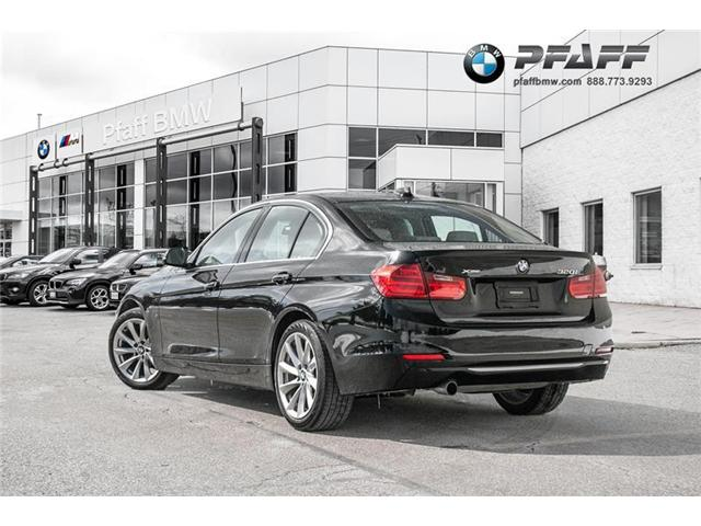2014 BMW 320i xDrive (Stk: U5321) in Mississauga - Image 4 of 22