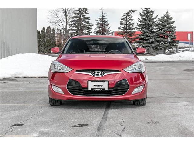 2013 Hyundai Veloster Base (Stk: U5335) in Mississauga - Image 2 of 20