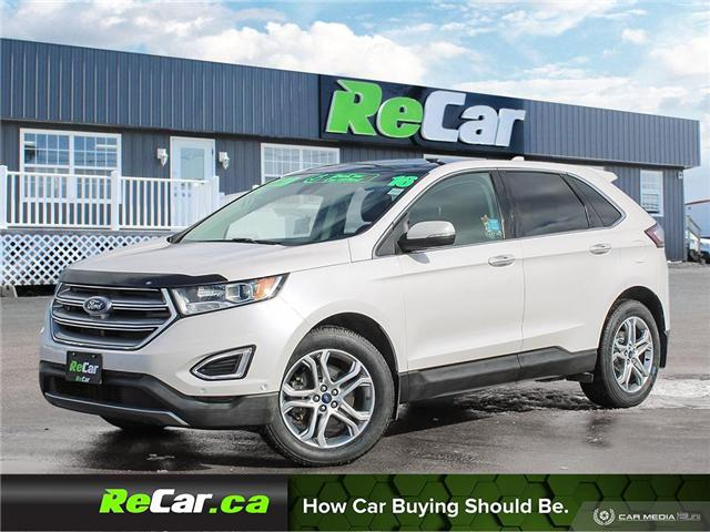 2016 Ford Edge Titanium (Stk: 190260A) in Fredericton - Image 1 of 25