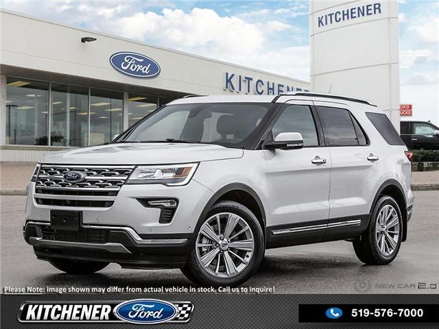 2019 Ford Explorer Limited (Stk: 9P3190) in Kitchener - Image 1 of 23
