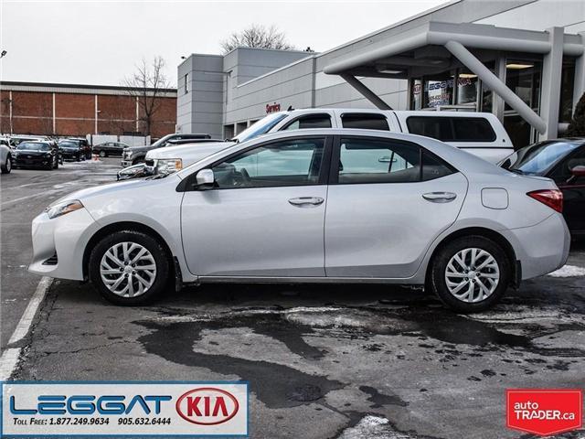 2017 Toyota Corolla LE (Stk: 902041A) in Burlington - Image 3 of 17