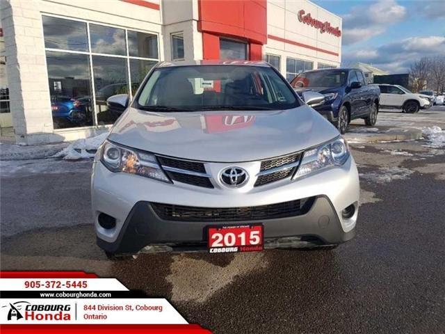 2015 Toyota RAV4 LE (Stk: G1756) in Cobourg - Image 2 of 10