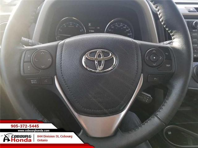 2018 Toyota RAV4 Limited (Stk: STK697452) in Cobourg - Image 15 of 22