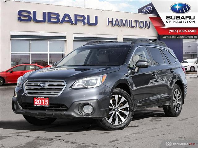 2015 Subaru Outback 2.5i Limited Package (Stk: U1413) in Hamilton - Image 1 of 27