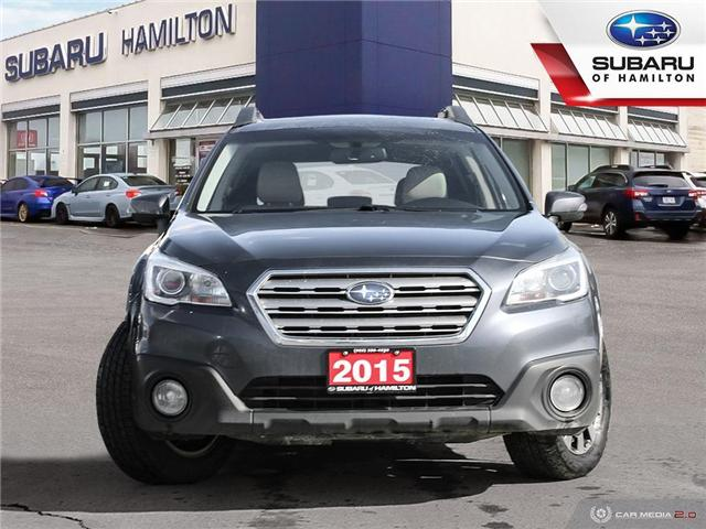 2015 Subaru Outback 2.5i Limited Package (Stk: U1413) in Hamilton - Image 2 of 27