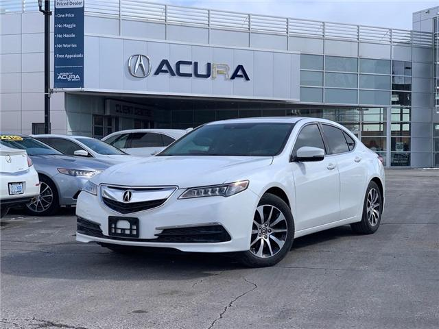 2016 Acura TLX Tech (Stk: 3928) in Burlington - Image 1 of 9