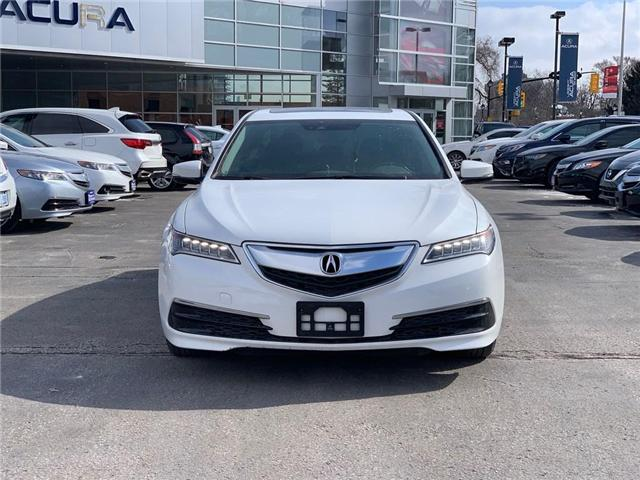 2016 Acura TLX Tech (Stk: 3928) in Burlington - Image 2 of 9