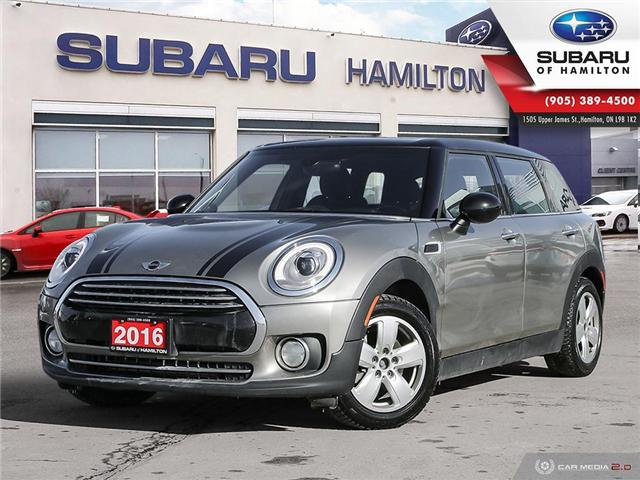 2016 MINI Clubman Cooper (Stk: S7535A) in Hamilton - Image 1 of 29