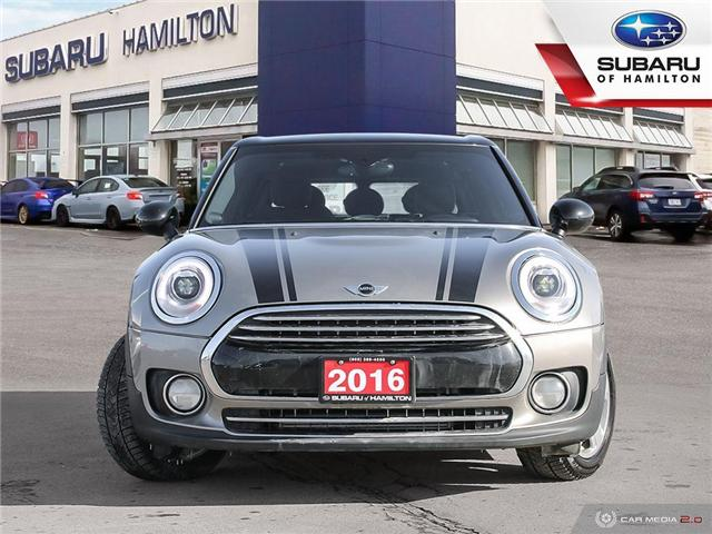 2016 MINI Clubman Cooper (Stk: S7535A) in Hamilton - Image 2 of 29