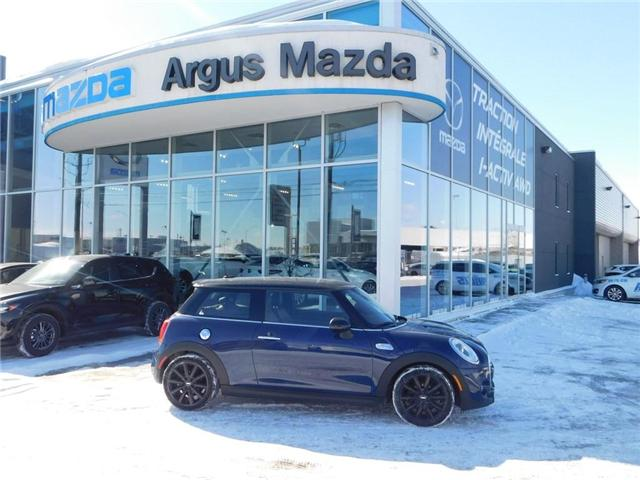 2015 MINI 3 Door Cooper S (Stk: a2052a) in Gatineau - Image 1 of 12