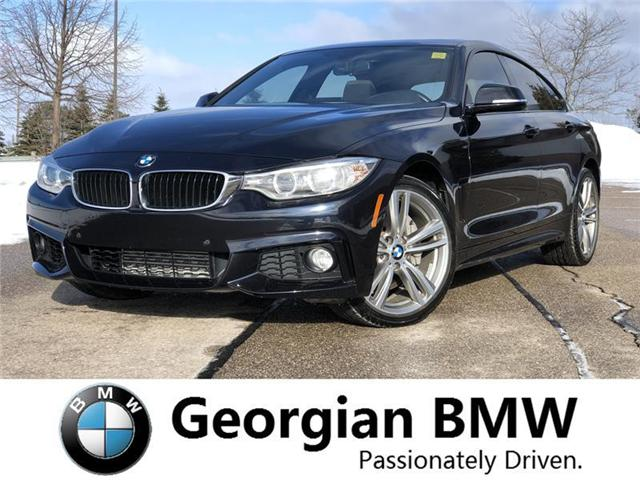 2016 BMW 435i xDrive Gran Coupe (Stk: P1425) in Barrie - Image 1 of 17