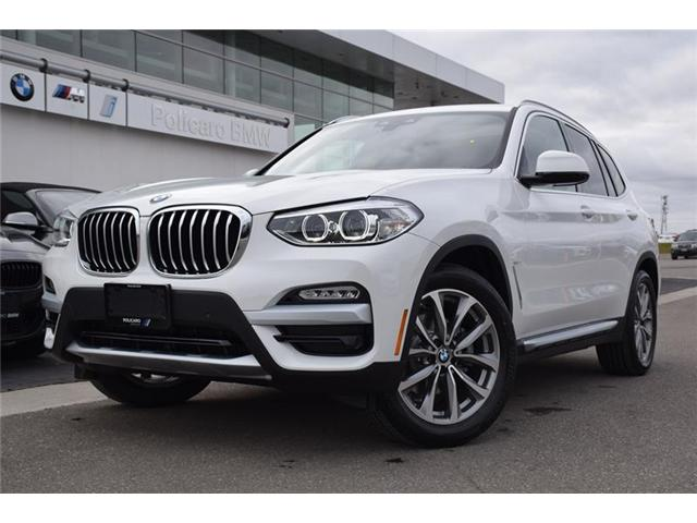 2019 BMW X3 xDrive30i (Stk: 9P84807) in Brampton - Image 1 of 12