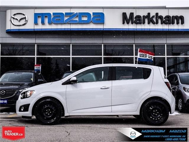 2014 Chevrolet Sonic LT Auto (Stk: N190289A) in Markham - Image 3 of 25