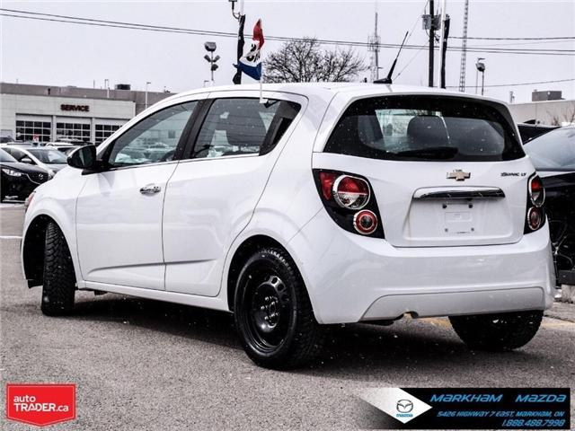 2014 Chevrolet Sonic LT Auto (Stk: N190289A) in Markham - Image 4 of 25