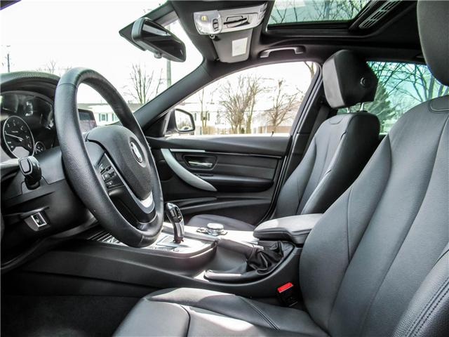 2016 BMW 328d xDrive (Stk: P8671A) in Thornhill - Image 11 of 27