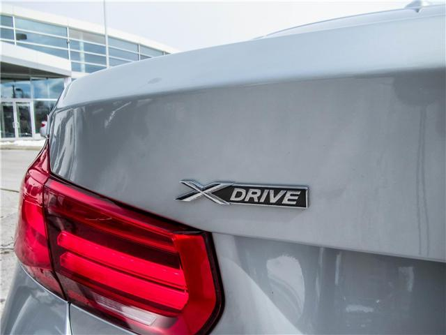 2016 BMW 328d xDrive (Stk: P8671A) in Thornhill - Image 20 of 27