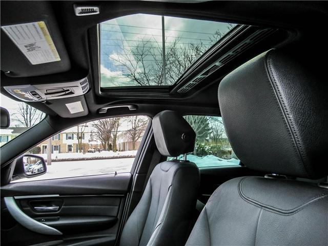 2016 BMW 328d xDrive (Stk: P8671A) in Thornhill - Image 23 of 27