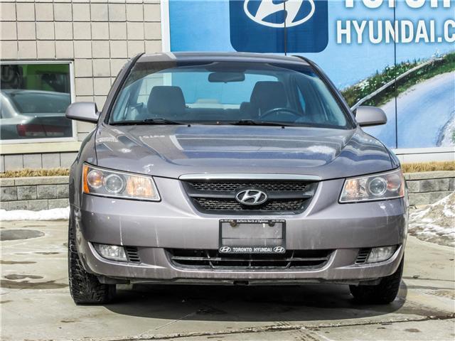 2006 Hyundai Sonata GL (Stk: GU0042) in Toronto - Image 2 of 17