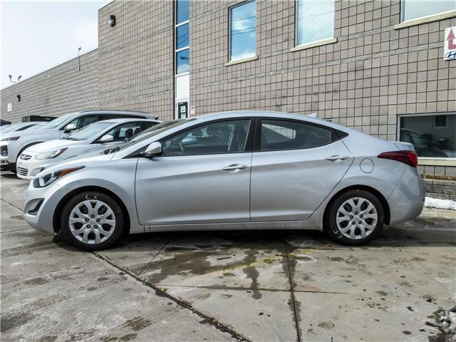 2014 Hyundai Elantra GL (Stk: U06422) in Toronto - Image 4 of 15
