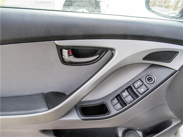 2014 Hyundai Elantra GL (Stk: U06422) in Toronto - Image 5 of 15