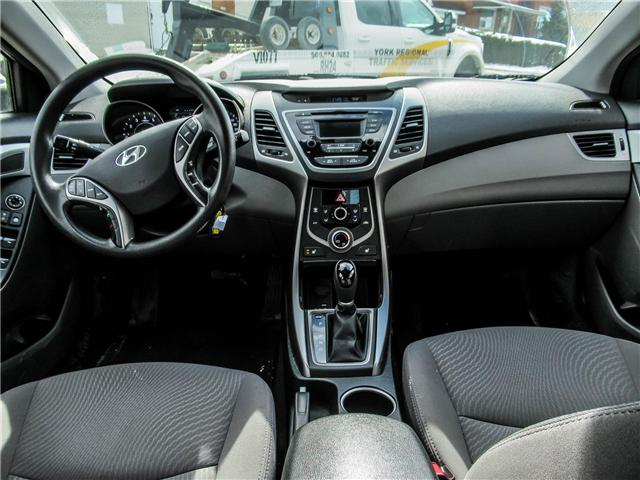 2014 Hyundai Elantra GL (Stk: U06422) in Toronto - Image 9 of 15