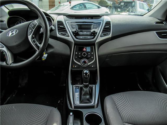 2014 Hyundai Elantra GL (Stk: U06422) in Toronto - Image 11 of 15