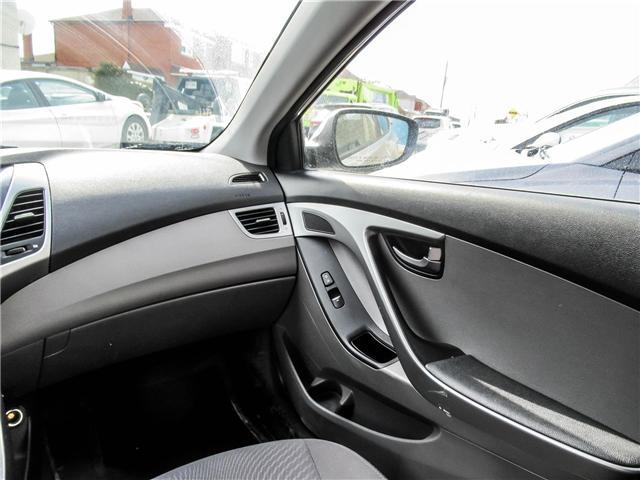 2014 Hyundai Elantra GL (Stk: U06422) in Toronto - Image 12 of 15
