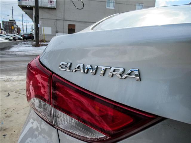 2014 Hyundai Elantra GL (Stk: U06422) in Toronto - Image 13 of 15