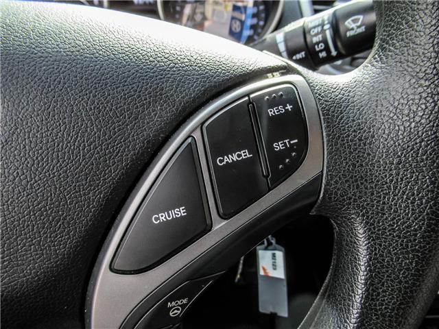 2014 Hyundai Elantra GL (Stk: U06422) in Toronto - Image 14 of 15