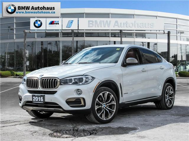 2016 BMW X6 xDrive35i (Stk: P8794) in Thornhill - Image 1 of 23