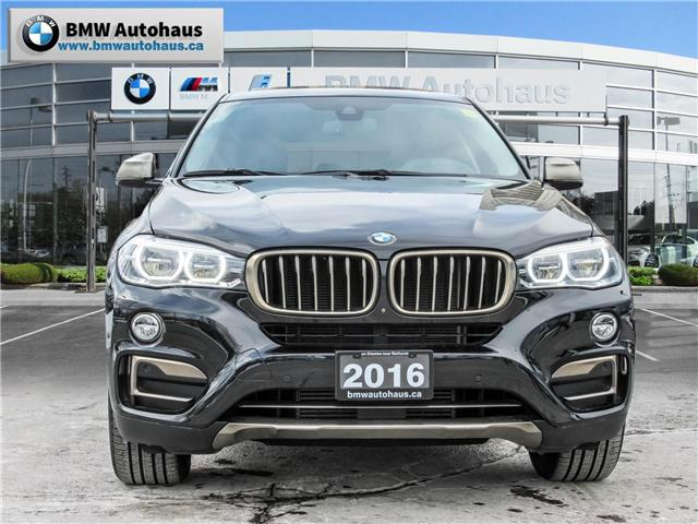 2016 BMW X6 xDrive35i (Stk: P8796) in Thornhill - Image 2 of 24