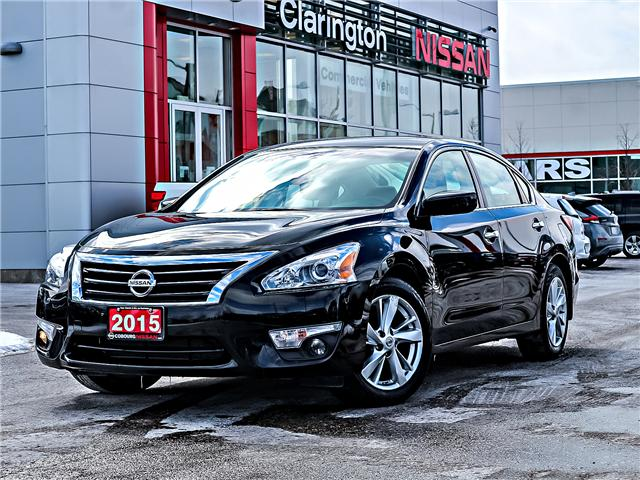 2015 Nissan Altima 2.5 SV (Stk: FN389504) in Bowmanville - Image 1 of 28